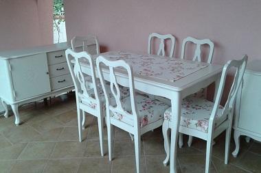 Idealni stolovi za retro dnevnu sobu