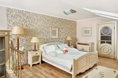 Kako da uredite spavaću sobu u retro stilu
