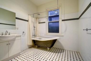 Uređenje kupatila u retro stilu