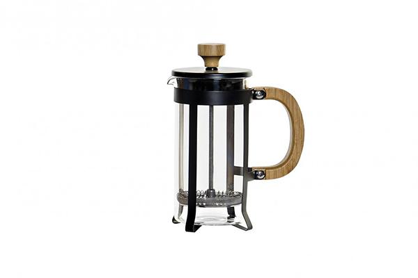 Aparat za kafu natur crni 350 ml