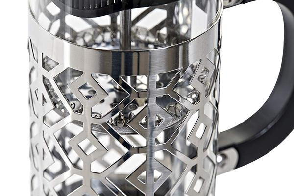 Aparat za kafu silver 13,5x7,5x16 350 ml