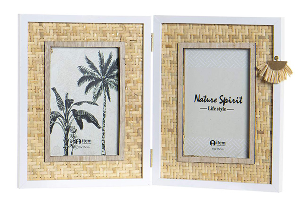 Bambus foto ram 10x15