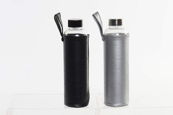 Boca silver black 7x7x24,5 600 ml. 2 mod.