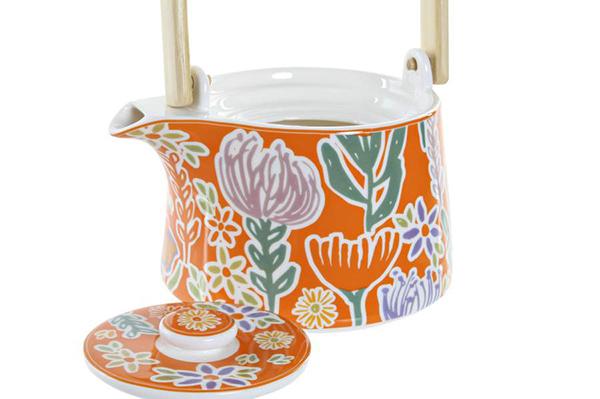 čajnik orange 750 ml