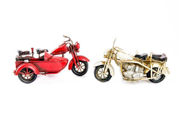 Dekoracija motorbike side 11,5X8,5X6
