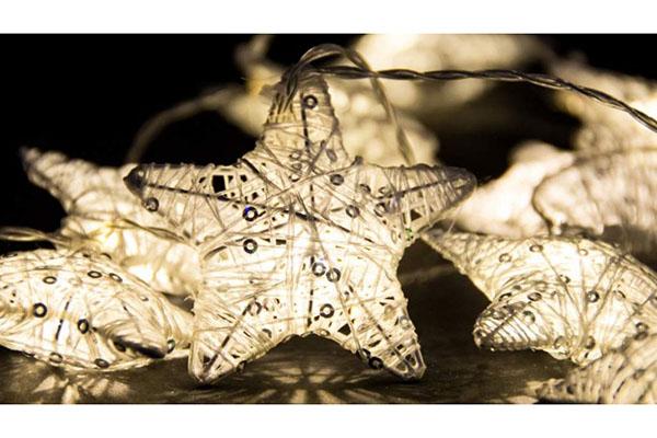 Dekoracija zvezde 120 cm