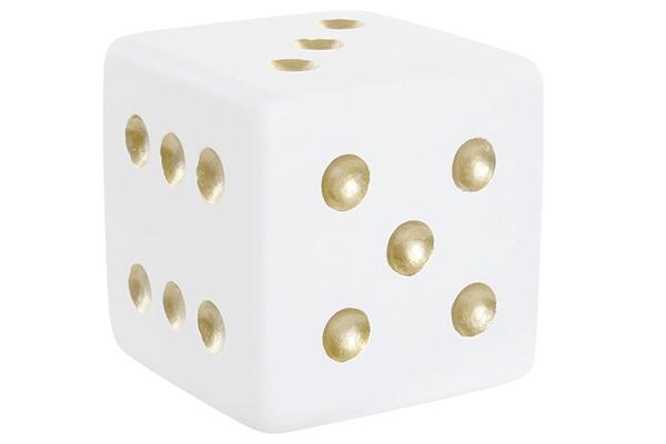 Dekorativna kocka 13x13x12,5