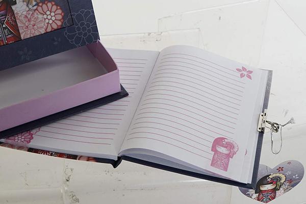 Dnevnik japan 20x15,5x3,5