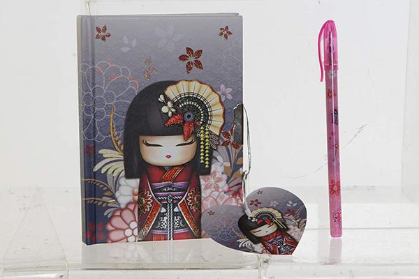 Dnevnik japan ii 14,5x2,5x19,5