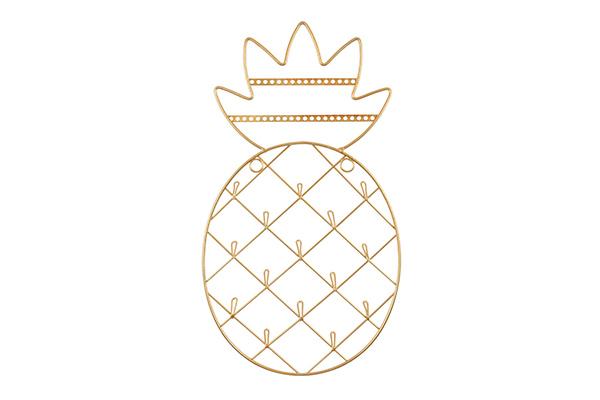 Držač nakita ananas 20,5 x 36,5