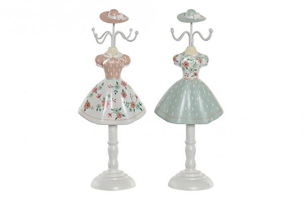 Držač nakita floral 13x7,5x31,5 2 modela