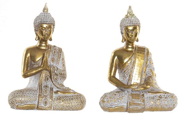 Figura zlatni buda 15,4x10,1x21,3 2 modela