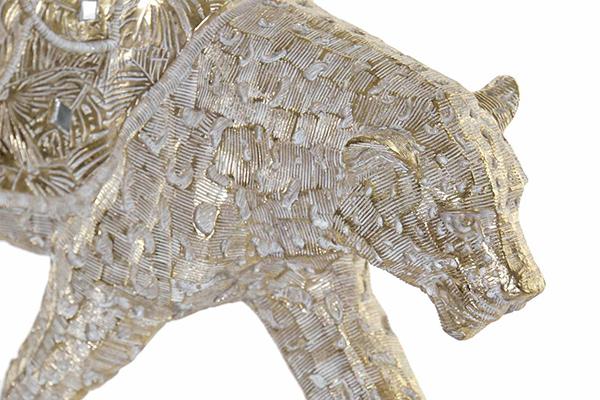 Figura  leopard golden 49,5x10x21,5