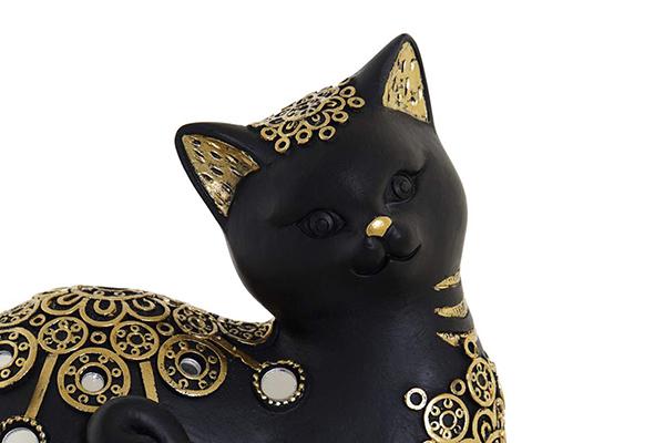 Figura black cat 15x7,5x14