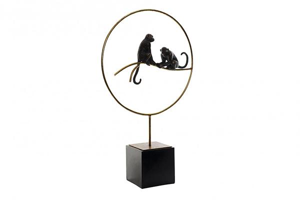 Figura majmun 43x15x70 / rezin