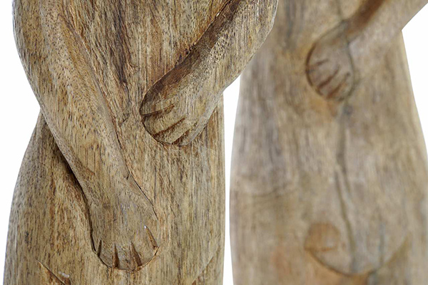Figura par / mango drvo 9x9x56 2 modela