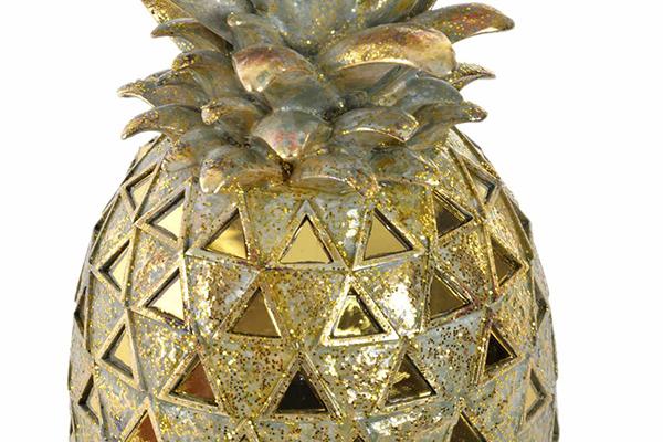 Figura pineapple 14x14x26