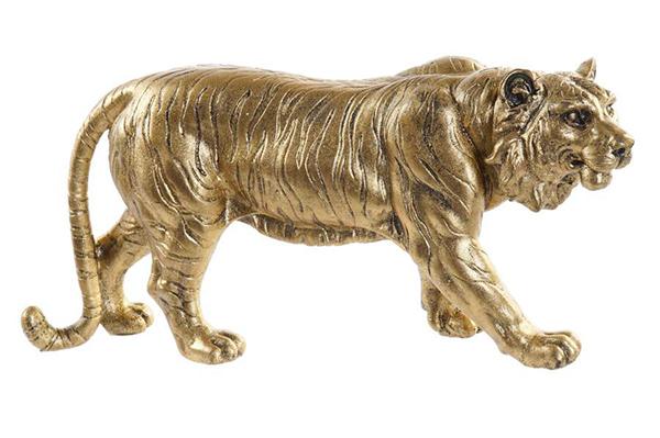 Figura zlatni tigar 44x9x19
