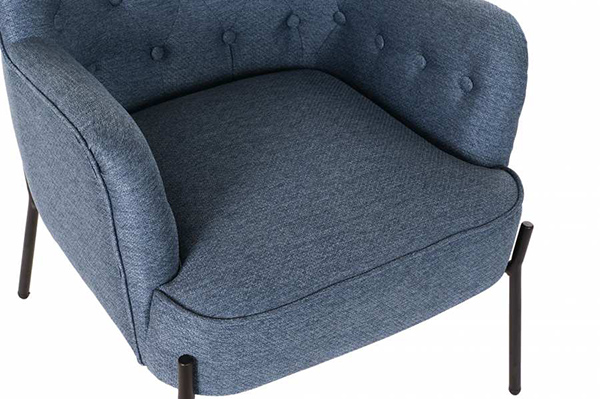 Fotelja blue 65x73x79,5