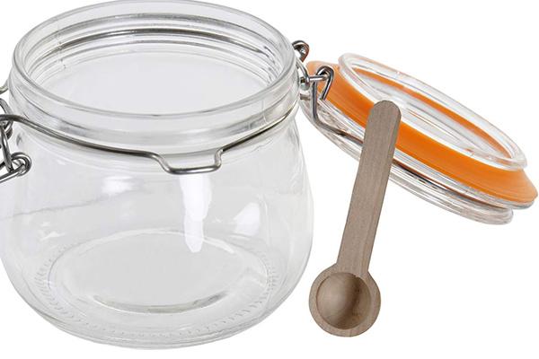 Tegla sa kašičicom 12x14x10,5 450 spoon
