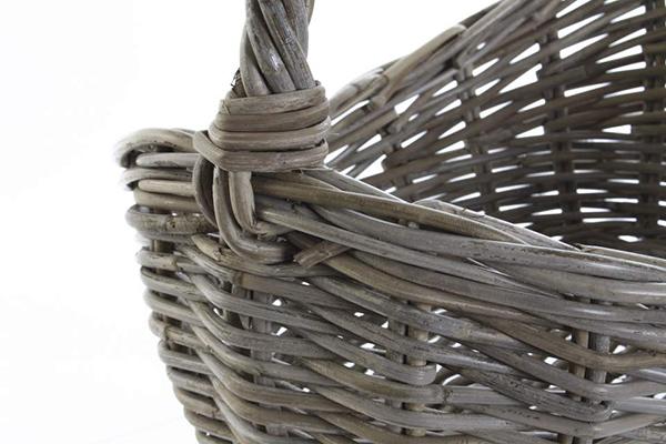 Korpa pletena 48x30x43