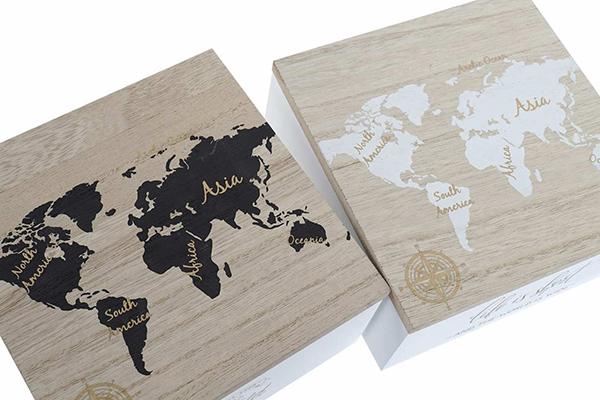 Kutija world map 15x15x7 2 modela