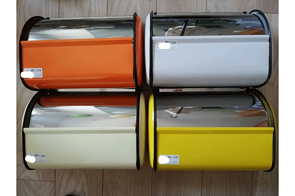 Kutija za hleb 35,5x23x14,5 4 boje