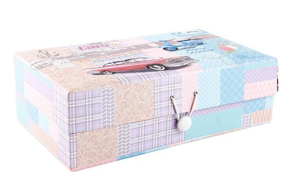 Kutija za nakit amerika 30x17x10