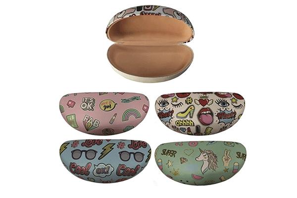 Kutija za naočare teen fashion 16,5x8x7 4 modela