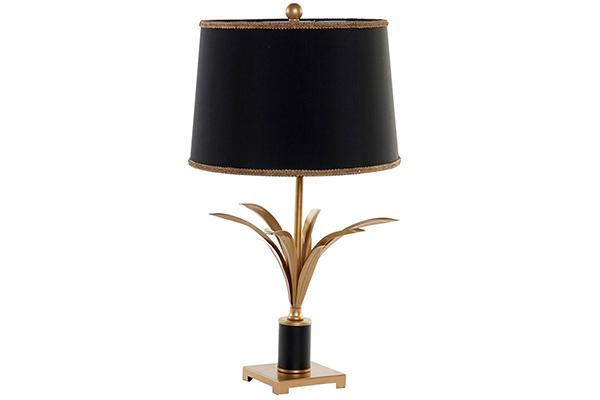 Lampa palma 38x38x68