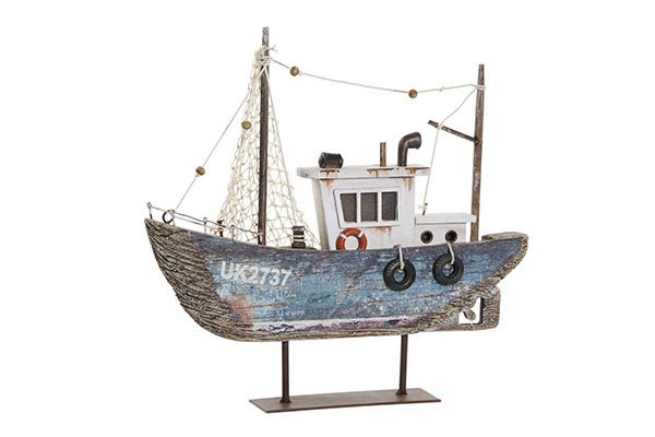 Led dekoracija brod 25x4x24