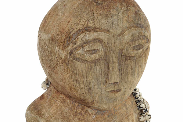 Mango figura african 15x7x38,5