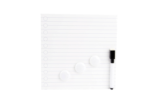 Memo magnet set 19,5x19,5x3