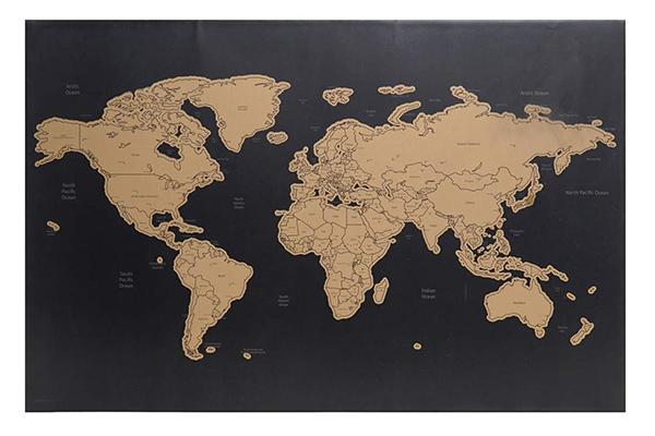 Memo tabla za pisanje mapa 60x2x40
