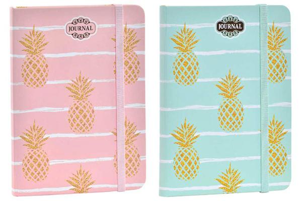 Notes pineapple 13,5x18 88 strane 2 modela