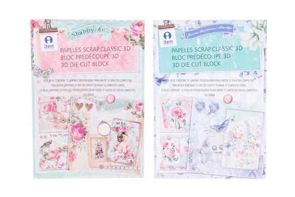 Notes šareni roze i lila