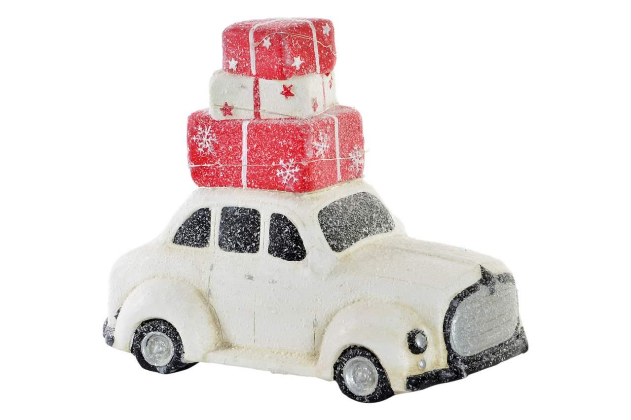 Led dekoracija car 40,5X23,5X33,5
