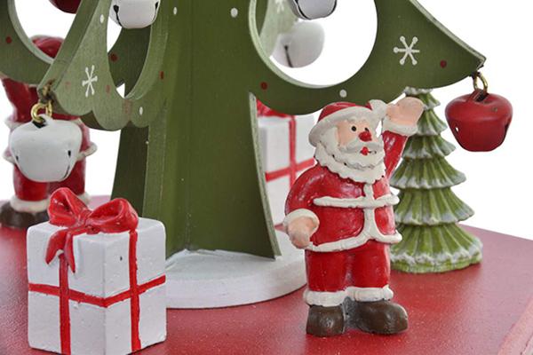 Novogodišnja dekoracija tree 22x20x36