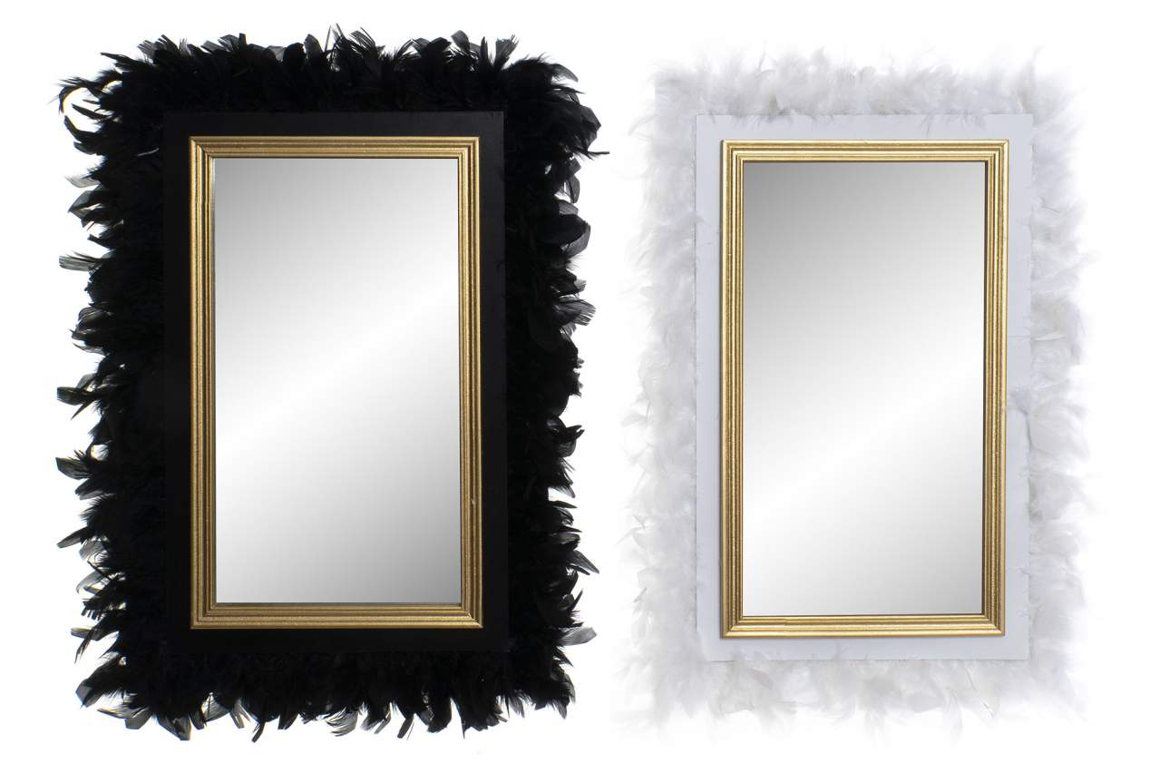 Ogledalo chic 47x2x67 2 modela