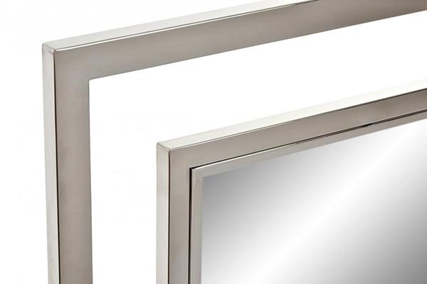 Ogledalo chromed transparent 130x2x90