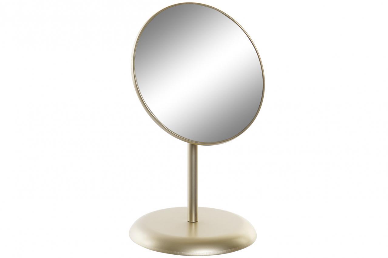 Ogledalo golden 17x26 / metal