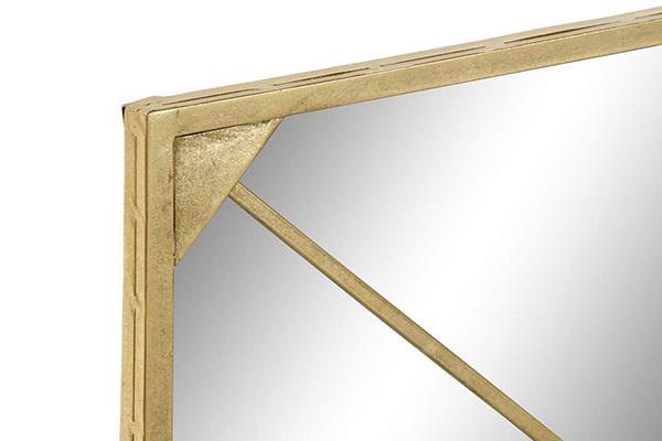 Ogledalo love golden 91,5x2x61