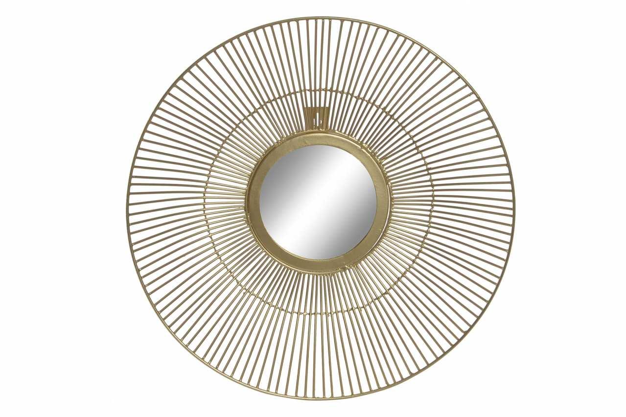 Ogledalo matte golden 40x8,5x40