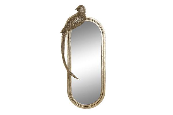 Ogledalo sa pticom 23x3x53