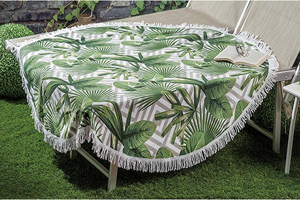 Okrugli peškir za plažu 150 cm 10 modela