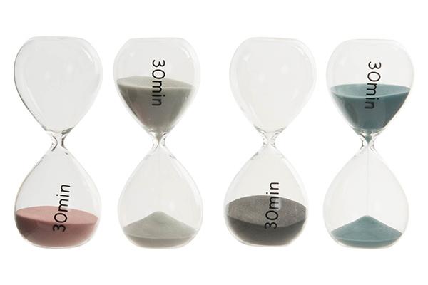 Peščani sat 30 minuta 8x20,5 4 modela