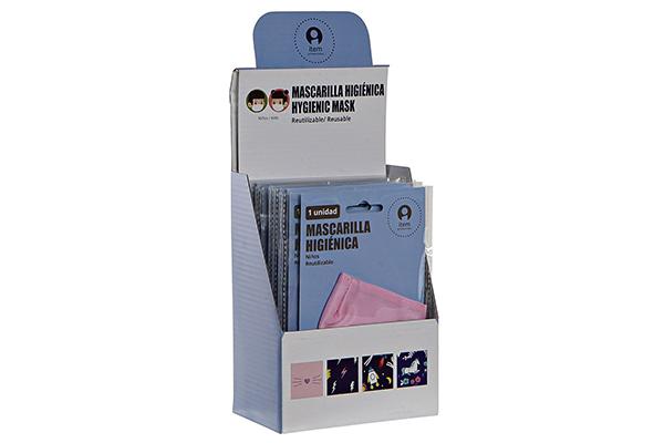 Platnena zaštitna  maska iii 20x1x13 4 modela
