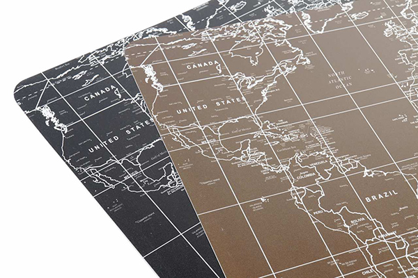 Podmetač map / pp 43,5x28,5 2 modela