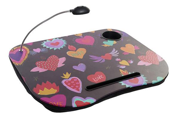 Podmetač za laptop black 48x38x7