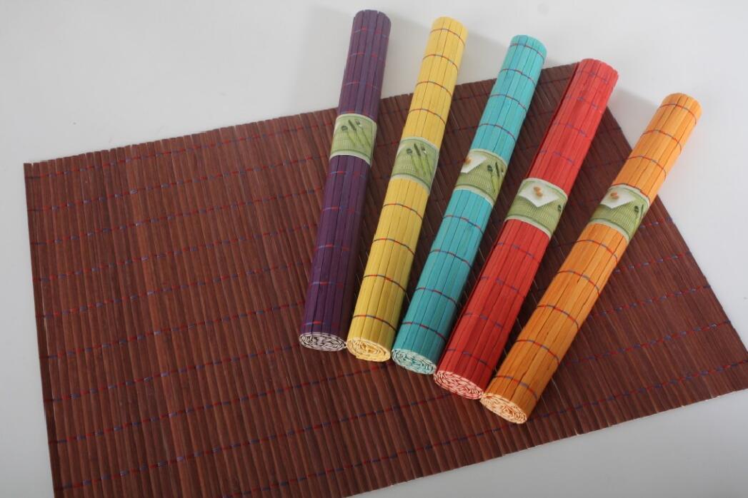 Podmetači za ručavanje od bambusa
